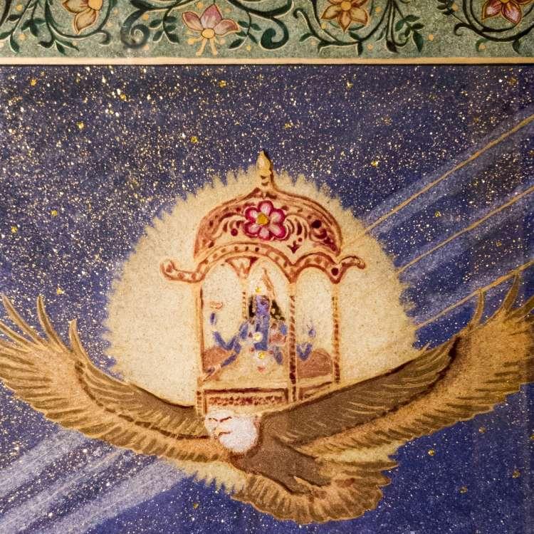 lakshmi-on-the-lotus--mosaic-1-top-right