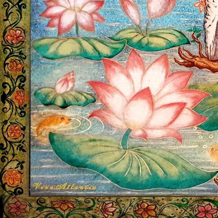 lakshmi-on-the-lotus--mosaic-1-bottom-left
